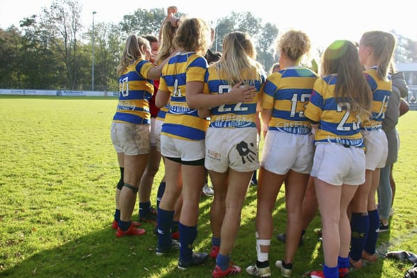 Succesverhaal De Haagse Rugby Club