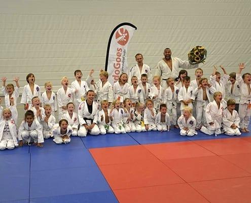 Succesverhaal Judo Goes