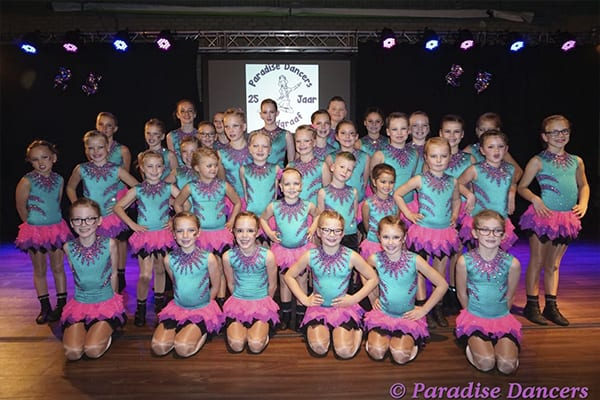 Succesverhaal Paradise Dancers