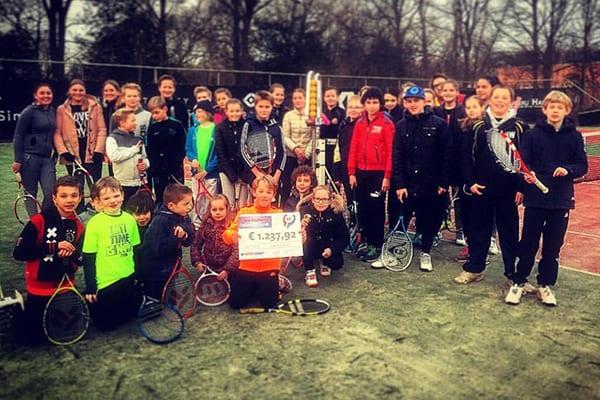 Succesverhaal tennisvereniging LTV Zaandam