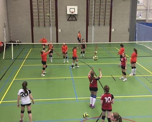 Succesverhaal Volleybalvereniging Tweestroom