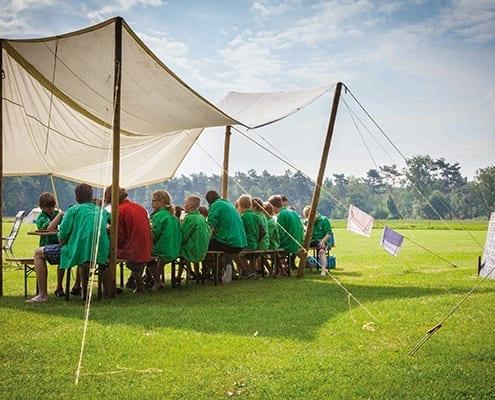 Scoutinggroepen De Grote Clubactie