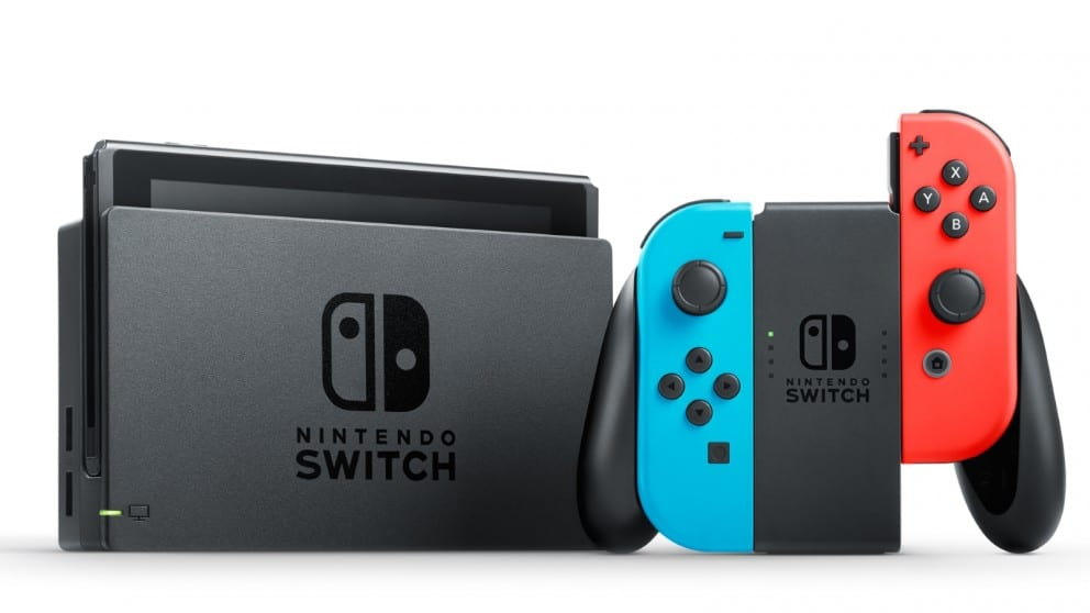 Win een nintendo switch