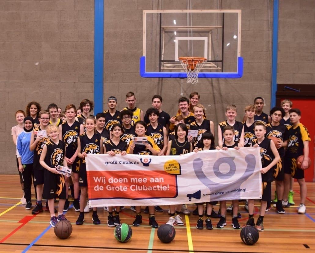 basketbalvereniging Alphia Tigers