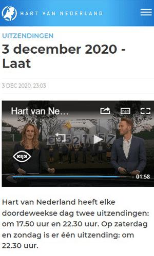 Hart van Nederland Grote Clubactie