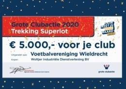 Superlot winnaar 2020
